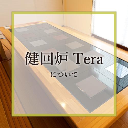 健回炉Teraについて